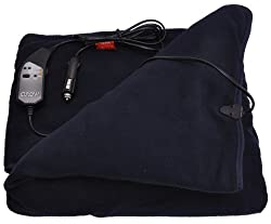 Eurow Automotive Electric Blanket with Variable Controller Timer
