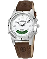 Timex Men's T44642 Metal Analog and Digital Combo Watch