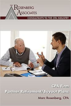 CPA Firm Partner Retirement/Buyout Plans