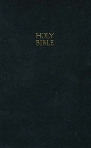 Holy Bible King James Translation, Red Letter Edition, Dictionary/Concordance Nelson 162 front-734854