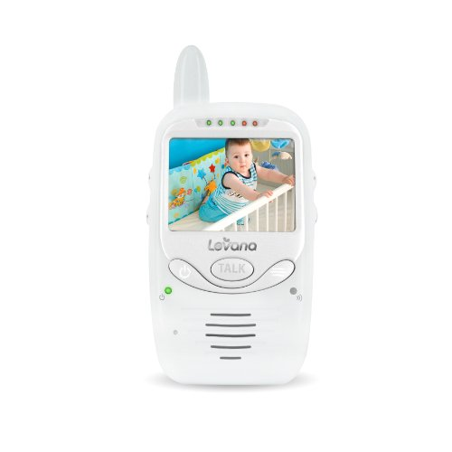 levana jena digital baby video monitor 32111 camera security reviews. Black Bedroom Furniture Sets. Home Design Ideas