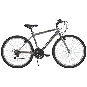 Mens Cool Granite Hard Tail Bicycle by Huffy