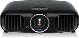 Epson EH-TW6100 LCD-Projektor (3D, Kontrast, 40.000:1, 2300 ANSI Lumen, Full HD, HDMI, 1920x1080 Pixel)