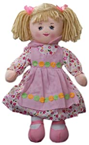 Play n Pets PNP-3382-11 Soft Doll 60cm (Large)