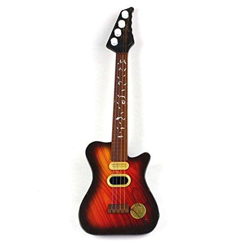 Towallmark(Tm)Baby Children Wisdom Development Simulation Guitar Toy Music Kids Gift (Red)