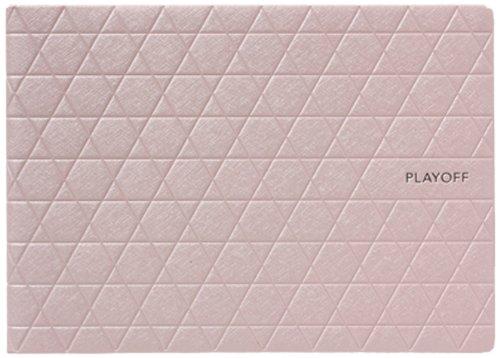 2013年版 565 PLAYOFF Dライン B6横型レフトバーチカル ピンク