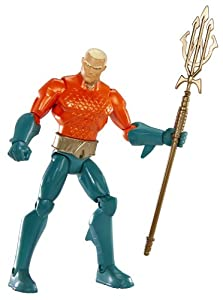 "DC Comics Total Heroes Aquaman 6"" Action Figure"