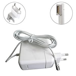 45W Laptop Cargador Notebook Power Adaptador de corriente para Apple MacBook L Magsafe1.0- blanco