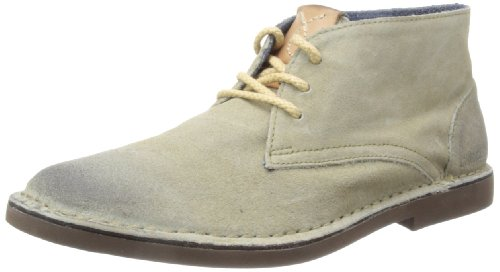 Ck jeans Mens Henri Light Taupe Low-Top Shoes S4175 10 UK, 44 EU