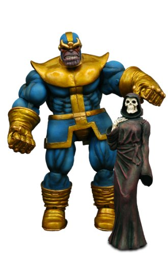 Diamond Select Toys Marvel Select Thanos Action Figure Picture