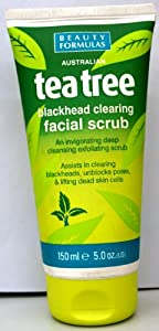 Beauty Formulas Facial Scrub, 150ml