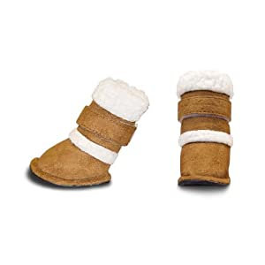 Pugz Dog Boots Small