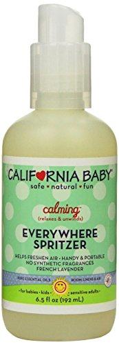 California Baby Aromatherapy Spritzer - Calming, 6.5 oz - 1
