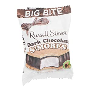 Russell stover s 39 mores big bite candy bar for Food bar russell