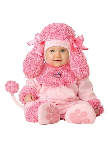 Precious Poodle Infant Toddler Costume