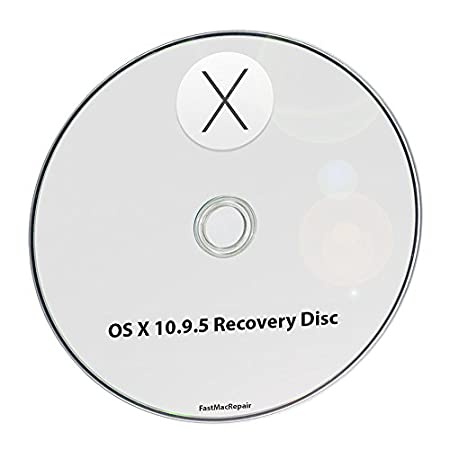 Mac OS X 10.9 Mavericks (v 10.9.5 ) Full OS Install - Reinstall / Recovery Upgrade Downgrade / Repair Utility Factory Reset Disk Drive Disc CD DVD