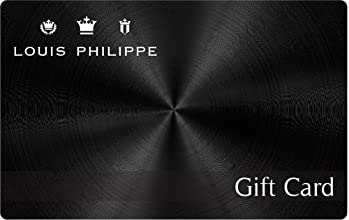 Louis Phillipe Gift Card - Rs.3000