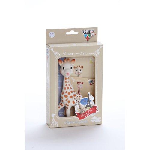 Imagen de Vulli Sophie la jirafa Mordedor dentición del bebé de juguete de goma sophie le / la jirafa regalo infantil girafe