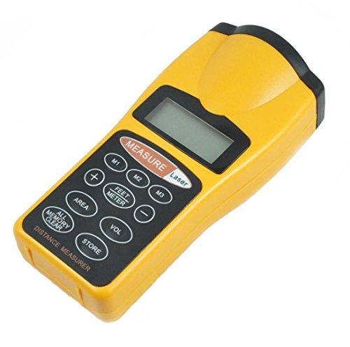 Coresmart-tragbare-Mini-Ultraschall-Entfernungsmesser-Measuer-geschtzte-Entfernungsmessgerte-Werkzeuge-elektronische-Maband-Laser-Pointer