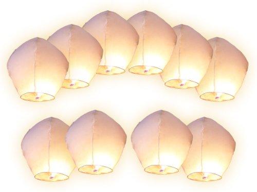 10-x-himmelslaterne-skylaterne-skyballon-fluglaterne-wei-schneller-Versand-aus-Deutschland-von-Alsino