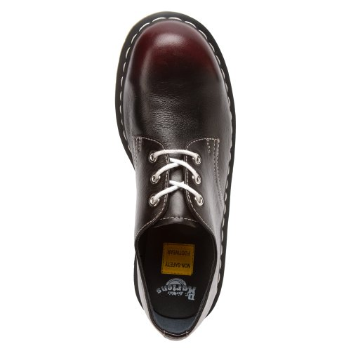 Dr. Martens Dr. Martens Women's Cherry Red 1925 3 Eye ST Shoe Unisex UK 13 (US Men's 14.0) B(M) US
