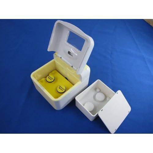 高振動UV殺菌 入れ歯洗浄器