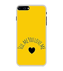 ifasho Designer Phone Back Case Cover Apple iPhone 7 Plus ( Watermelon Fruit Theme )