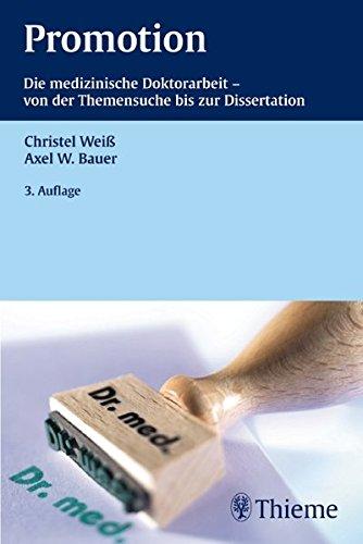 promotion-die-medizinische-doktorarbeit-von-der-themensuche-bis-zur-dissertation-via-medici-das-buch