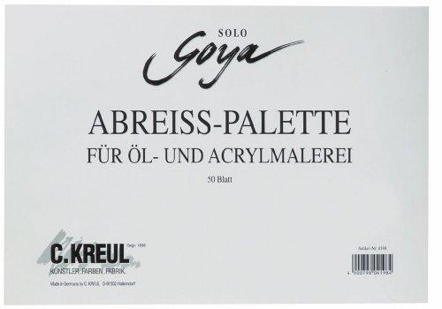 solo-goya-4198-abreissp-alette-per-olio-e-acrilico-pittura-50-fogli