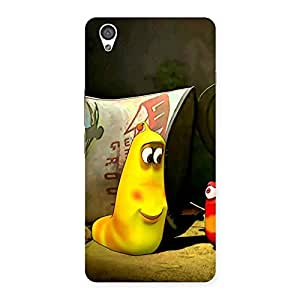 Ajay Enterprises Best FriendCartoon Back Case Cover for OnePlus X