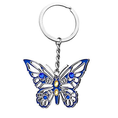 aoneky-metal-butterfly-girls-keychain-nice-animal-keychain-for-children-womens-bags-decorations-mens