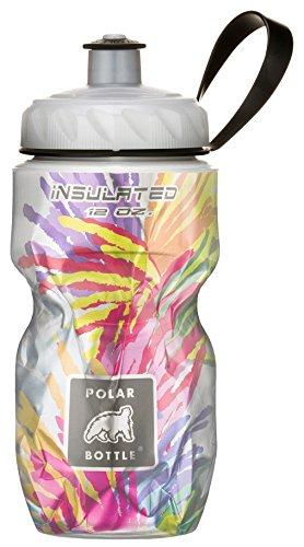 Polar Bottle Kids Insulated Water Bottle, Star Burst, 12-Ounce,Starburst (Water Bottle 12 Oz compare prices)