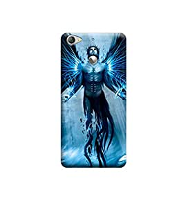 Ebby Premium Printed Back Case Cover With Full protection For LeEco Le 1s Eco (Designer Case)
