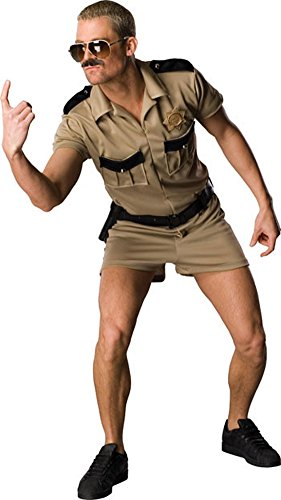 Reno 911 Lt Dangle Std Halloween Costume - Most Adults