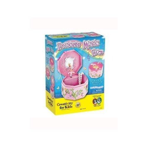 Creativity For Kids Princess Music Box front-695658