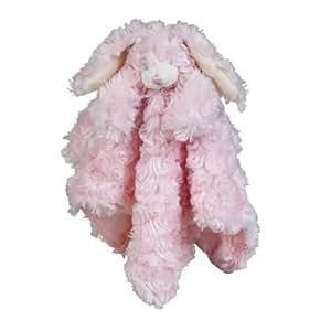 Maison chic swirlz faux fur blankie bunny for Maison chic revue