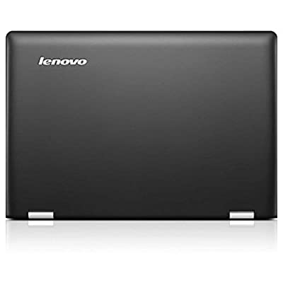 Lenovo Yoga 500 Laptop (i5-5200U/4GB/500GB SSD/2GB Graphics/Win 8.1), Black