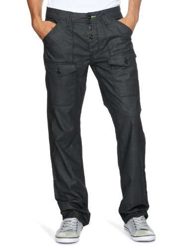 Gio Goi Dangerous Straight Men's Jeans Scale Wash W32INxL30IN