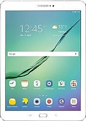 Samsung Galaxy Tab S2 T813N 24,6 cm (9,7 Zoll) Tablet-PC (2 Quad-Core Prozessoren, 1,8 GHz + 1,4GHz,  3GB RAM, 32GB eMMC, Wifi, Android 6.0) weiß