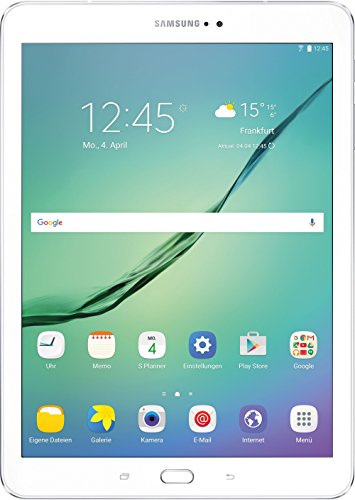 """Samsung Galaxy Tab S2-T813N- Tablette tactile 9,7""""(24,64 cm)(32 Go, Android, Wi-Fi, 1 Prise Jack, Blanc)"""