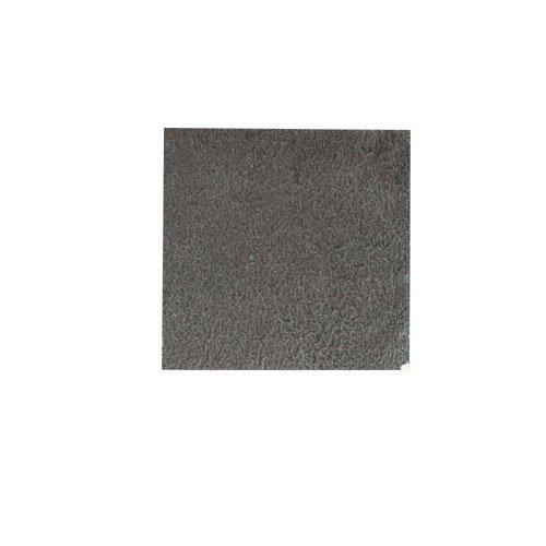 カラー純銀箔 #618 黒緑 3.5㎜角×5枚