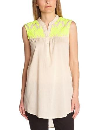Vero Moda Damen Shirt , Knopfleiste