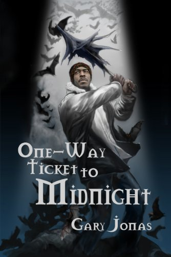 Kindle Nation Bargain Book Alert: Gary Jonas' 5-Star ONE-WAY TICKET TO MIDNIGHT is just 99 cents for a limited time on Kindle!