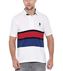 U.S.Polo.Assn. Men's T-Shirt (8907259664668_USTS2507_Small_White)