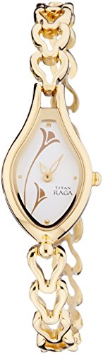 Titan Raga Analog Women's Watch – 2457YM01