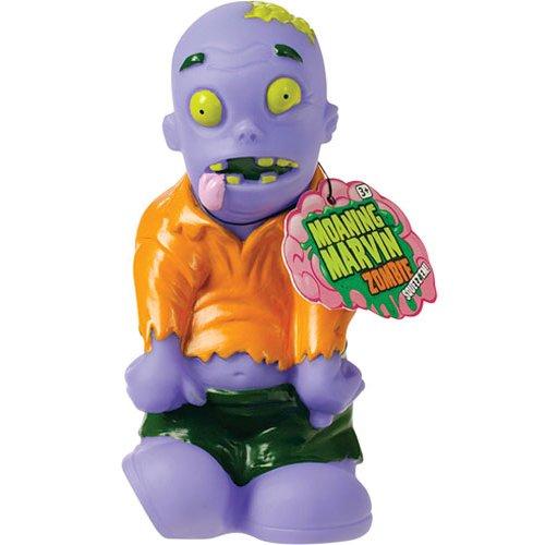 Toysmith Moaning Marvin Zombie Toy
