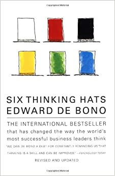 The six thinking hats book