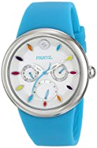 Fruitz by Philip Stein Unisex F43S-TF-TQ Analog Display Japanese Quartz Blue Watch
