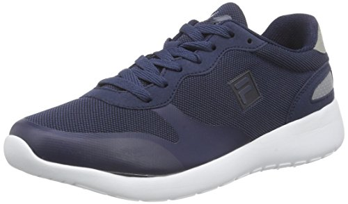 Fila FIREBOLT LOW - Scarpe da ginnastica basse da uomo, blu (dress blues), 42