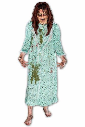 Morbid Enterprises The Exorcist Regan Costume, Green, Small